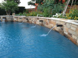 Custom Feature #005 by Athena Pools