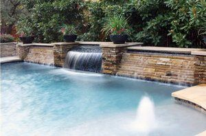 Custom Feature #006 by Athena Pools
