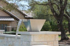 Custom Feature #010 by Athena Pools