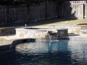 Custom Feature #011 by Athena Pools