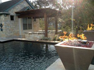 Outdoor Living #003 by Athena Pools