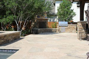 Outdoor Living #011 by Athena Pools