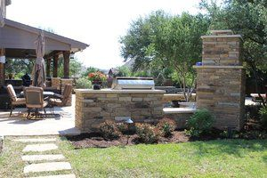 Outdoor Living #013 by Athena Pools