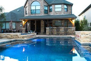Outdoor Living #016 by Athena Pools