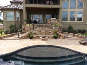 Outdoor Living #018 by Athena Pools