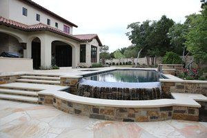 Custom Feature #037 by Athena Pools